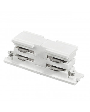 Коннектор прямой Ideal Lux Link Straight Connector White